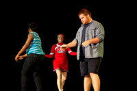 Deaf Homecoming 2015 - Skit Night